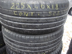 Continental SportContact-3 225/40 R18