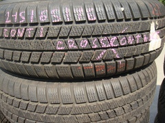 Continental CrossContactWinter 215/65 R15