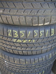 Continental Cross Contact Winter 235/55 R19