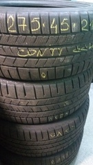 Continental Cross Contact Winter  275/45 R21
