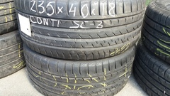 Continental Sport Contact 3 235/40 R18