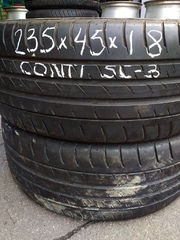 Continental Sport Contact 3 235/45 R18