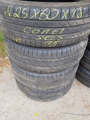 Continental Sport Contact 5 225/60 R18